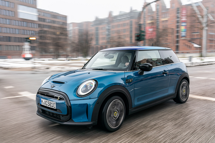 Detail MINI Cooper SE Electric Collection 2021 king mat-Hinh-9