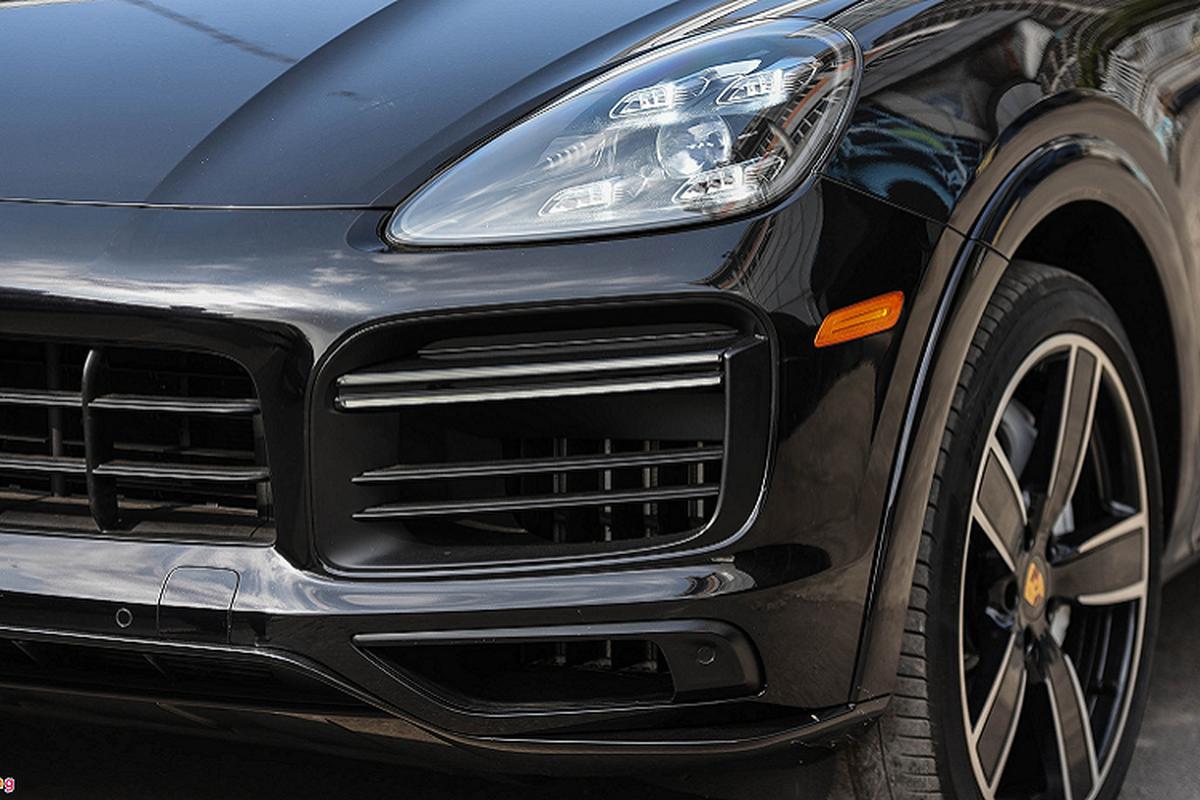 SUV hang sang Porsche Cayenne Turbo 2020 hon 10 ty tai Viet Nam-Hinh-4