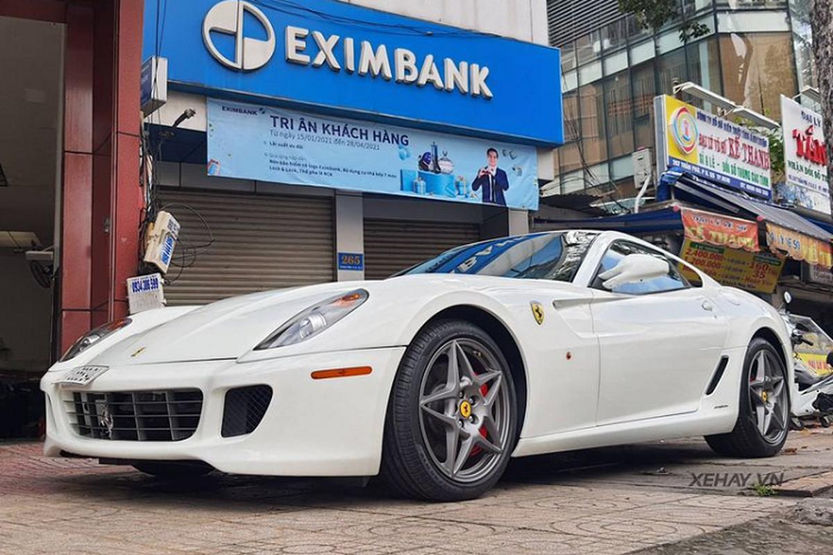 Nhin lai Ferrari 599 GTB Fiorano cua Dai gia Dang Le Nguyen Vu-Hinh-7