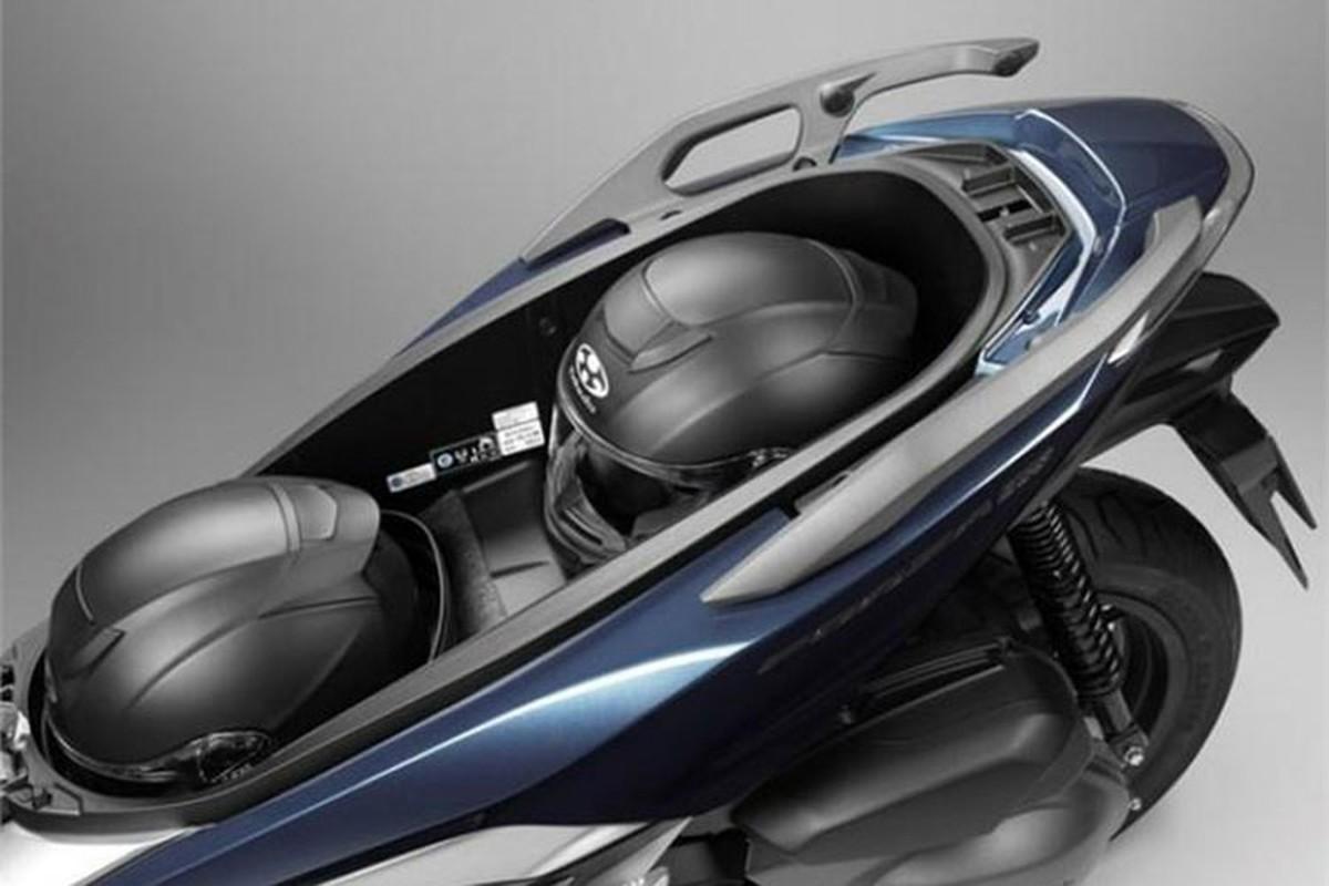 Chi tiet xe ga Honda Forza 250 2021 gan 140 trieu dong-Hinh-5