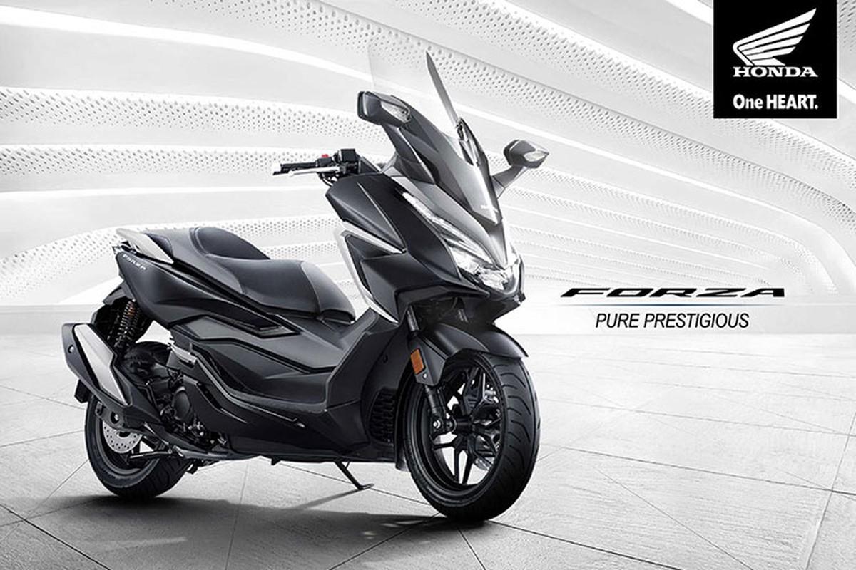 Chi tiet xe ga Honda Forza 250 2021 gan 140 trieu dong-Hinh-9