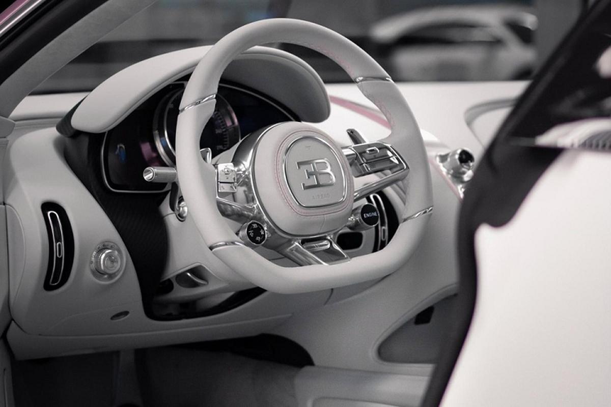 """""""Chong nguoi ta"""" mua sieu xe Bugatti Chiron Sport hong doc nhat vo nhi tang vo nhan Valentine-Hinh-3"""