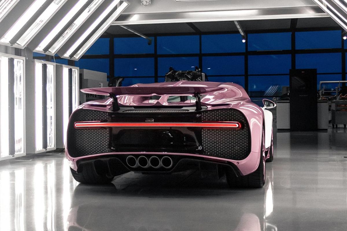 """""""Chong nguoi ta"""" mua sieu xe Bugatti Chiron Sport hong doc nhat vo nhi tang vo nhan Valentine-Hinh-7"""