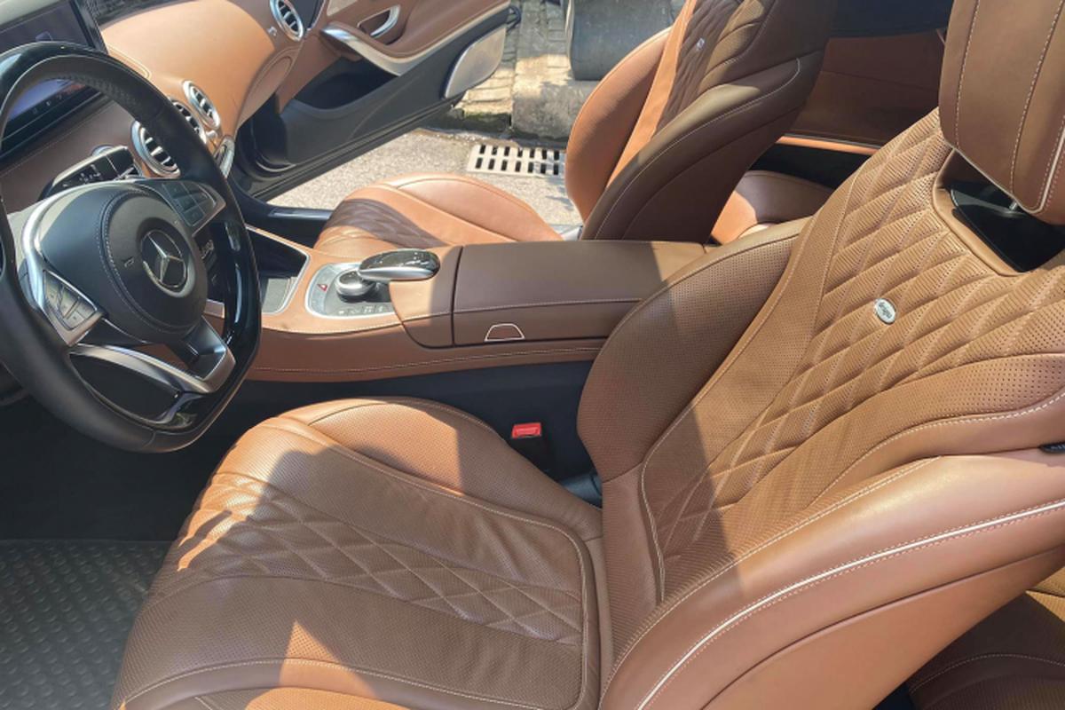 Dung 3 nam, Mercedes-Benz S400 Coupe ban chi 4,7 ty o Sai Gon-Hinh-6