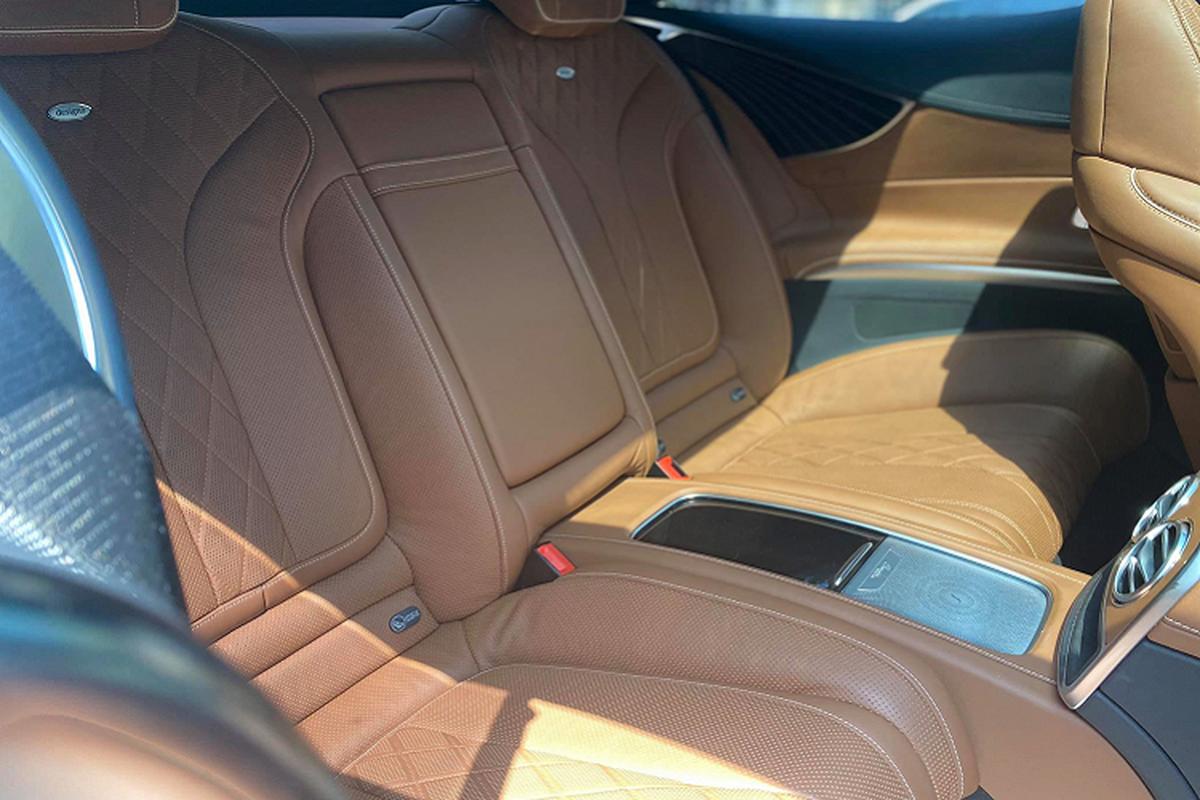 Dung 3 nam, Mercedes-Benz S400 Coupe ban chi 4,7 ty o Sai Gon-Hinh-7