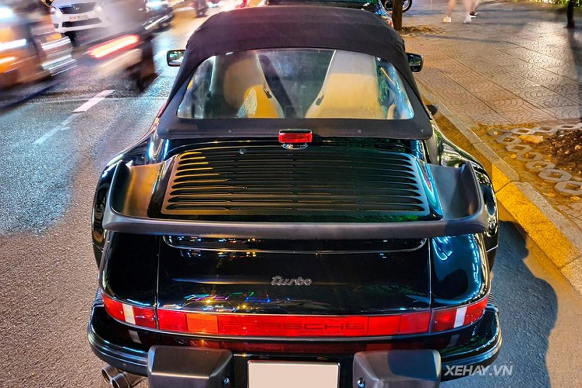 """Porsche 930 Turbo Cabriolet, """"dinh thu di dong"""" 1990 o Sai Gon-Hinh-5"""