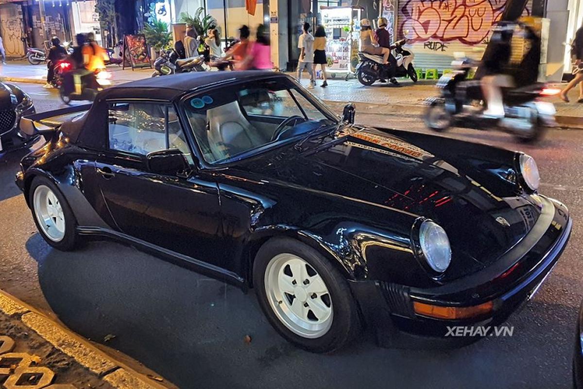 """Porsche 930 Turbo Cabriolet, """"dinh thu di dong"""" 1990 o Sai Gon-Hinh-7"""