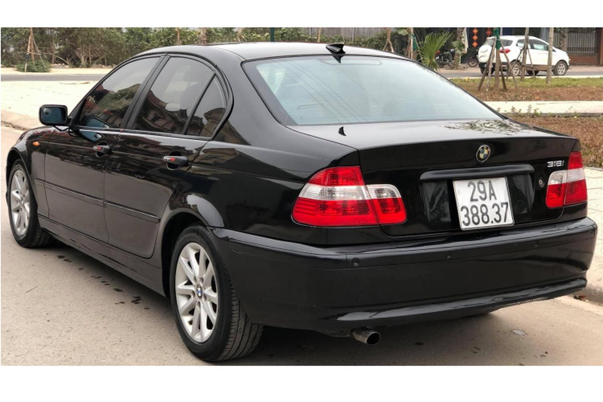 """BMW 318i cu gan 200 trieu tai Ha Noi, """"ho voi"""" ai dam nhay?-Hinh-10"""