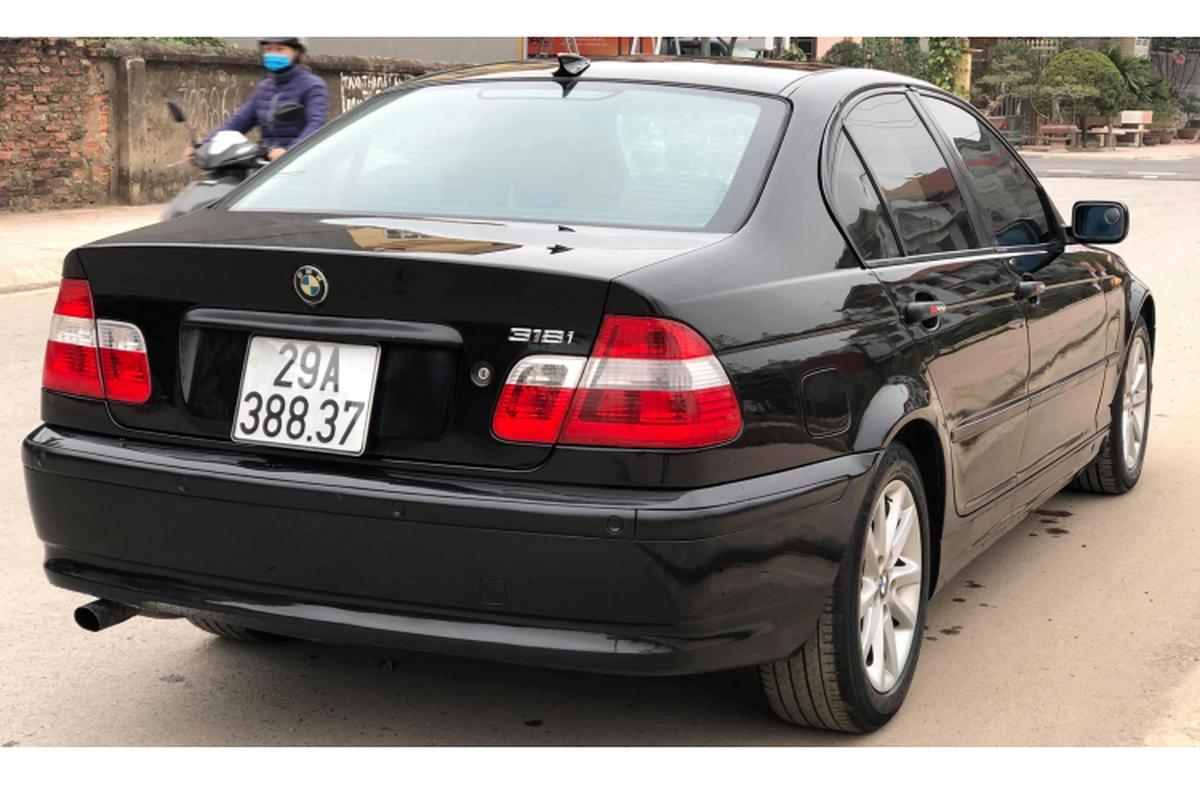 """BMW 318i cu gan 200 trieu tai Ha Noi, """"ho voi"""" ai dam nhay?-Hinh-3"""