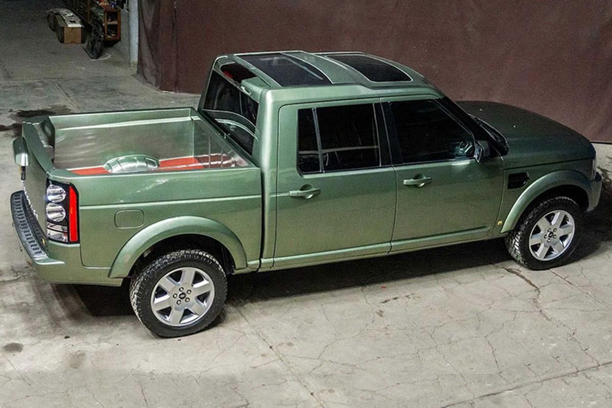 "Chiem nguong chiec ""ban tai "" Land Rover Discovery doc nhat the gioi-Hinh-2"