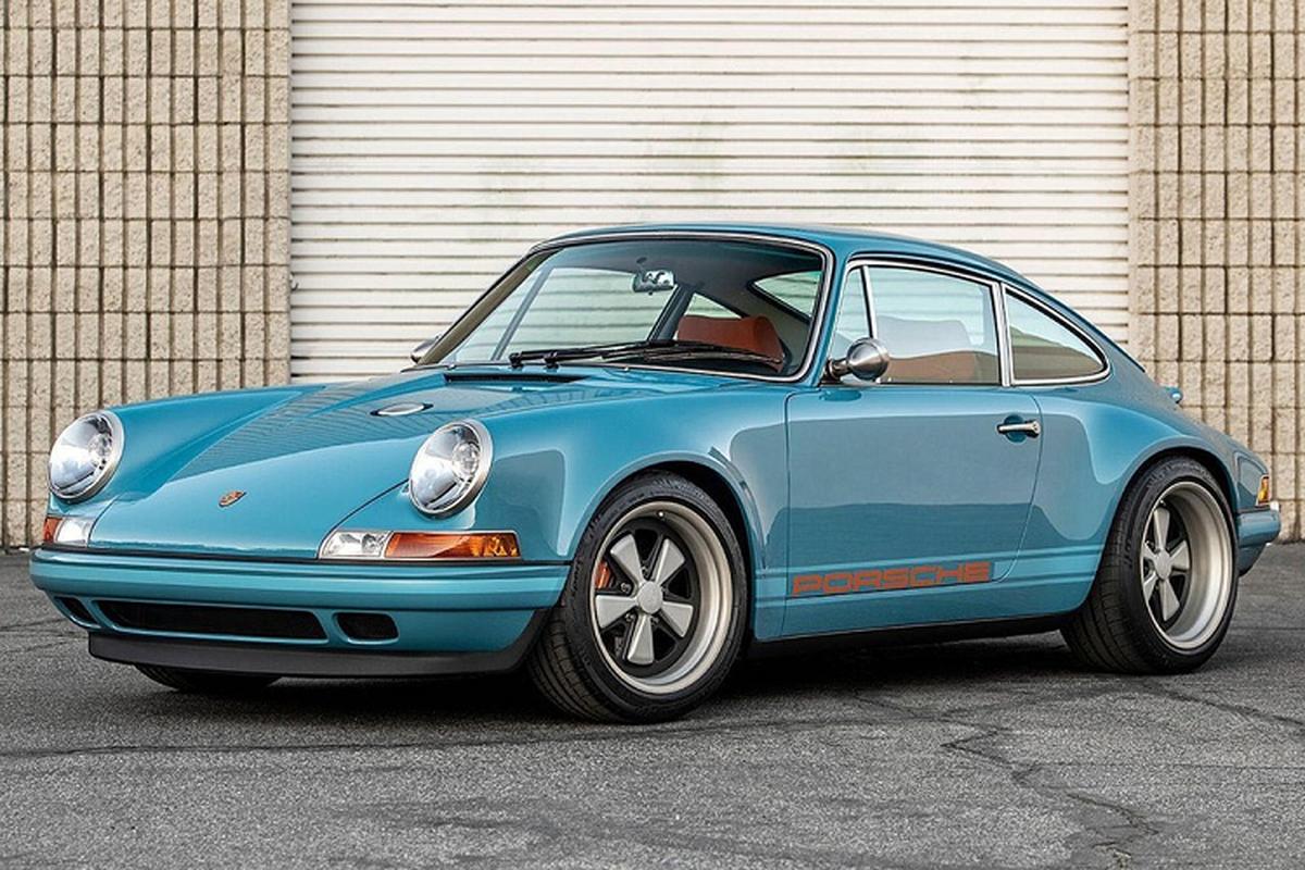 "Porsche 911 ""Southampton Commission"" phuc che, dep nhung sieu dat"