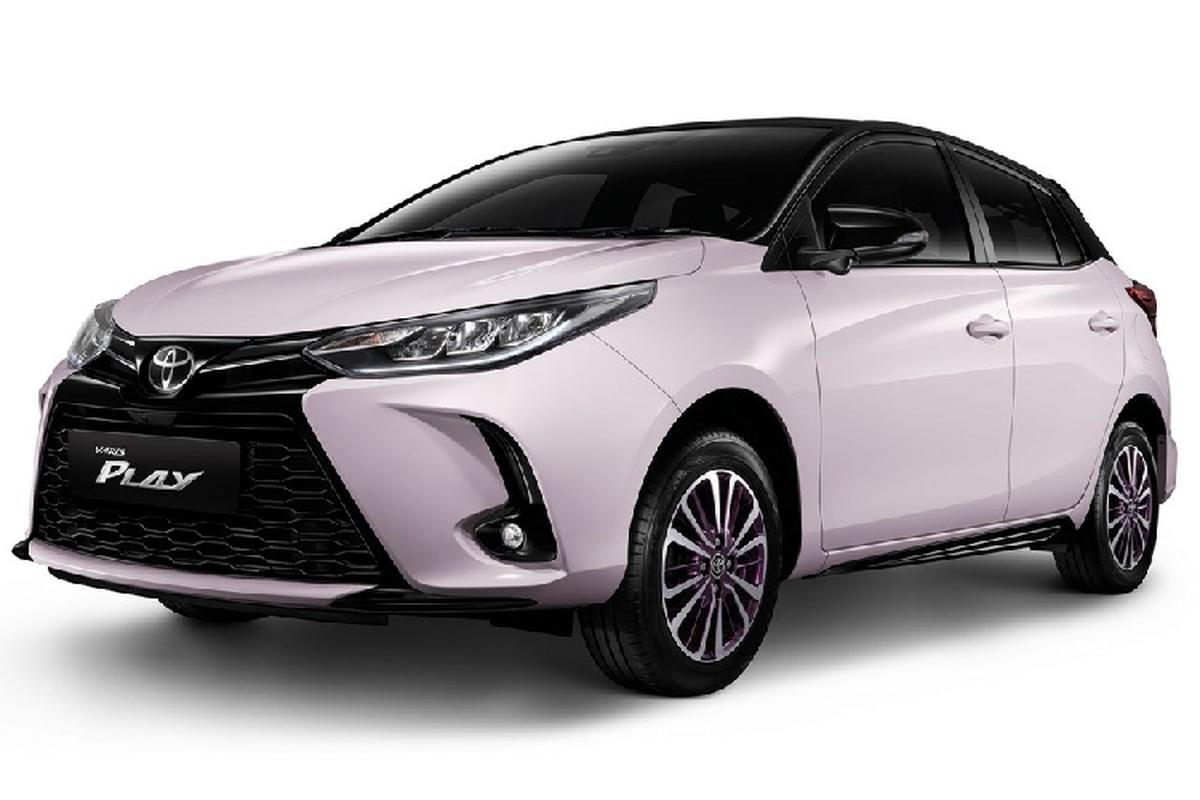 Ra mat Toyota Vios va Yaris 2021 ban dac biet, tu 478 trieu dong