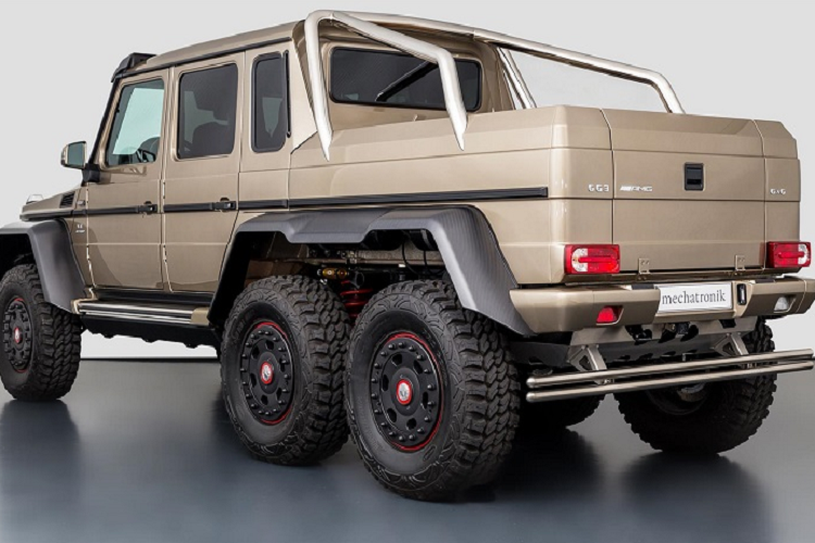 "Mercedes-Benz G63 AMG 6x6 ""chay luot"" chao ban 24,3 ty dong-Hinh-2"