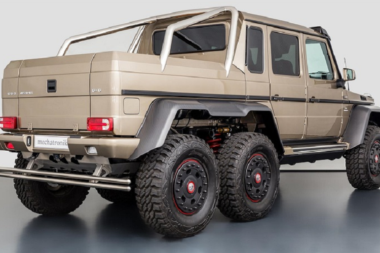 "Mercedes-Benz G63 AMG 6x6 ""chay luot"" chao ban 24,3 ty dong-Hinh-7"