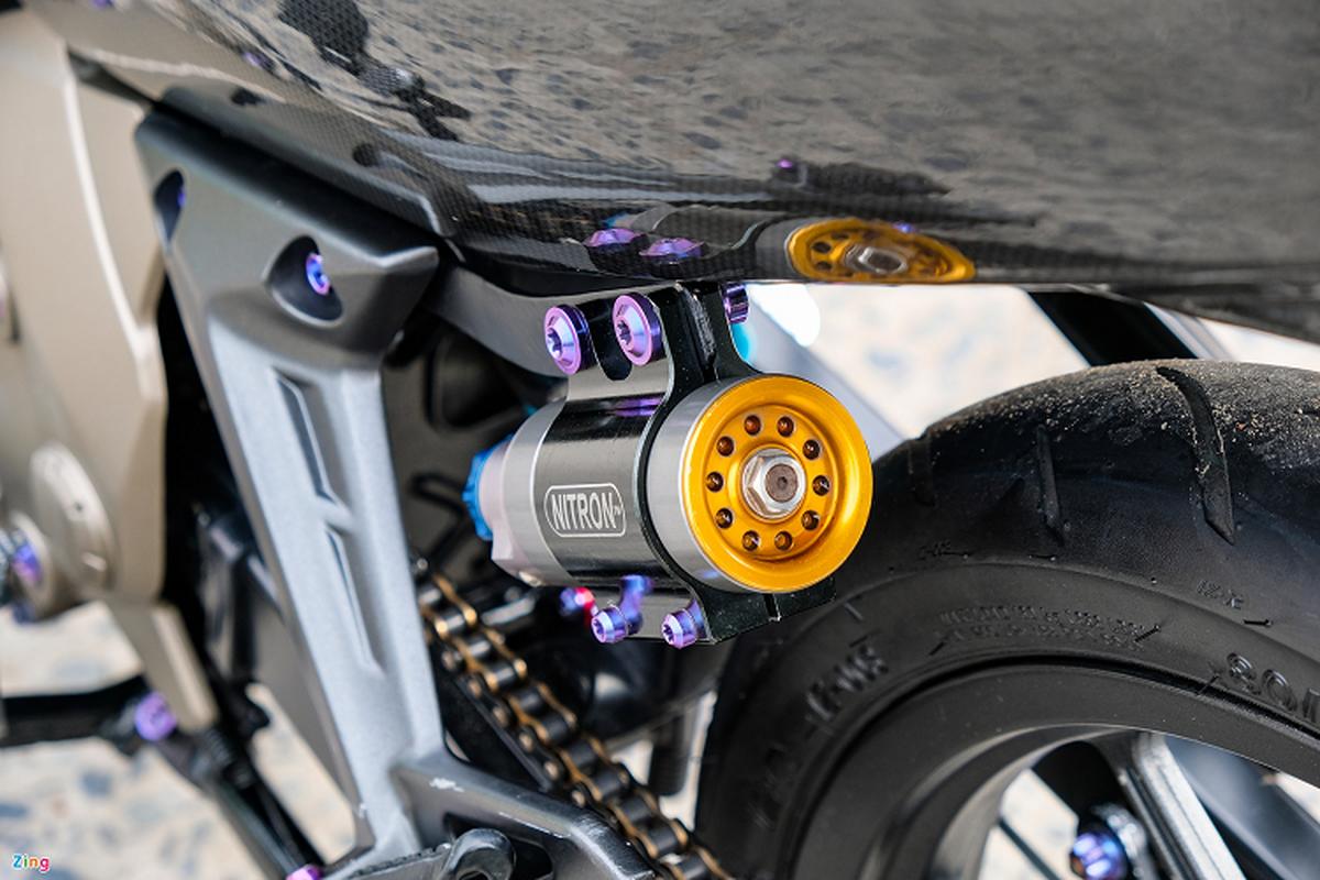 Yamaha Exciter 135 duoc do dan vo carbon hon 170 trieu dong-Hinh-11
