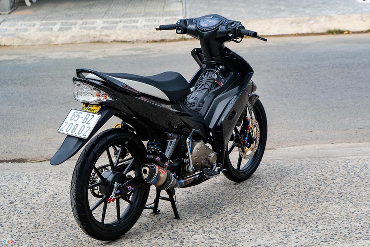 Yamaha Exciter 135 duoc do dan vo carbon hon 170 trieu dong-Hinh-2