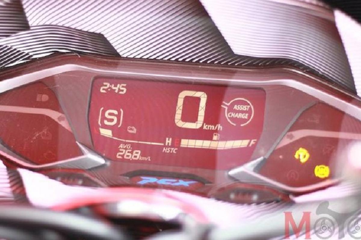 Honda PCX 160 va PCX e-HEV ra mat Thai Lan, sap ve Viet Nam?-Hinh-6