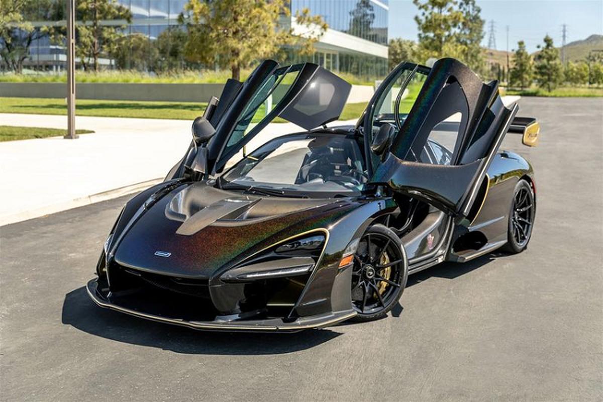 McLaren Senna Merlin