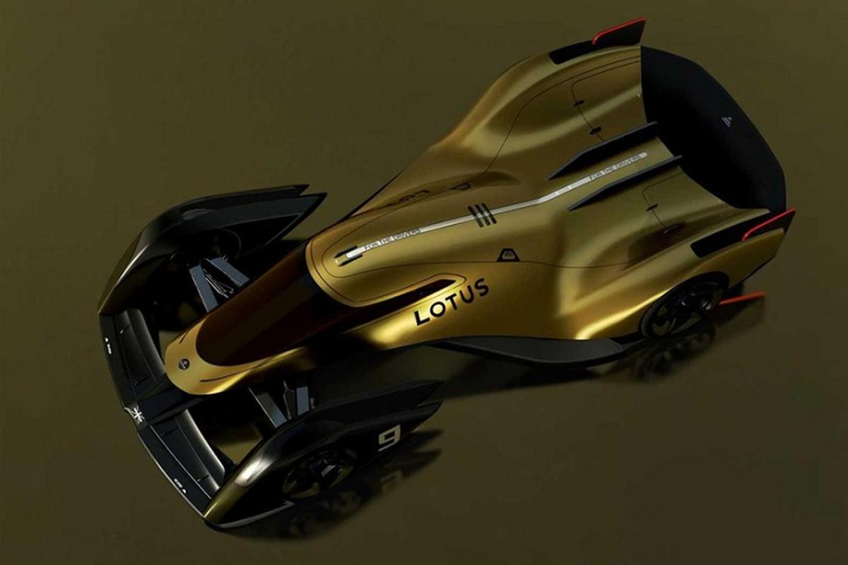 """Lotus E-R9, sieu xe cua nam 2030 voi than vo """"biet bien hinh""""-Hinh-3"""