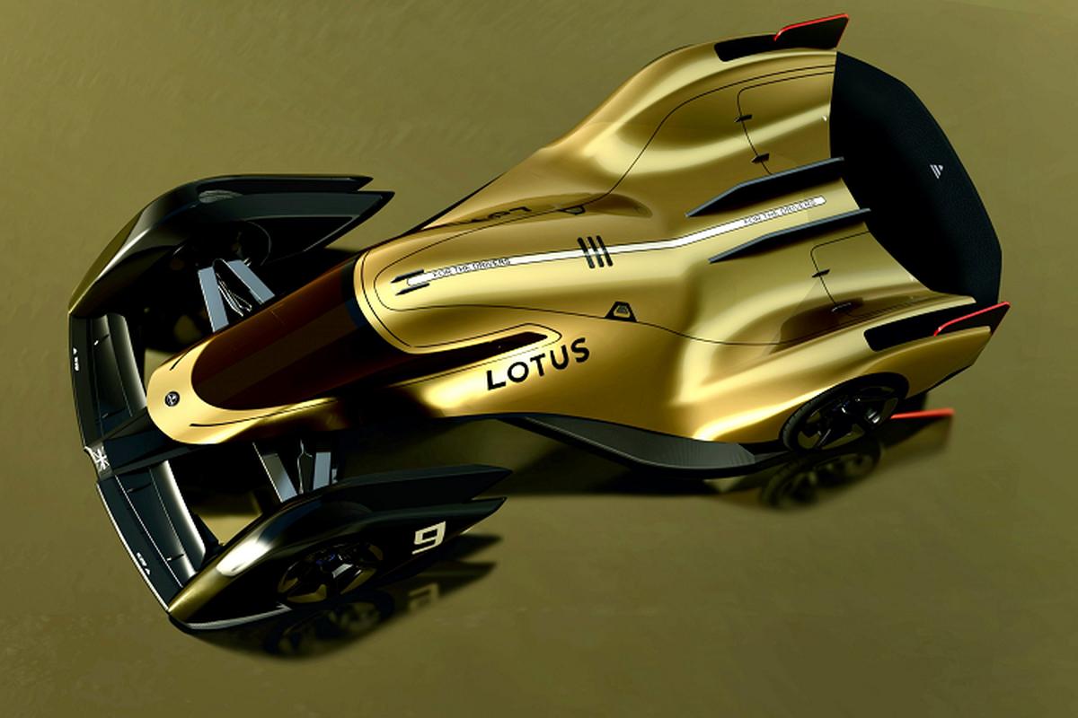 """Lotus E-R9, sieu xe cua nam 2030 voi than vo """"biet bien hinh""""-Hinh-4"""