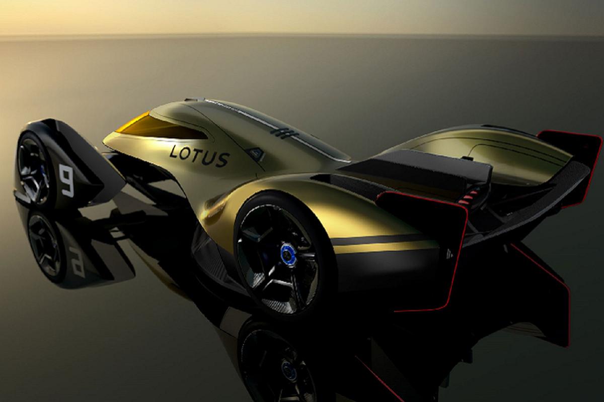 """Lotus E-R9, sieu xe cua nam 2030 voi than vo """"biet bien hinh""""-Hinh-5"""