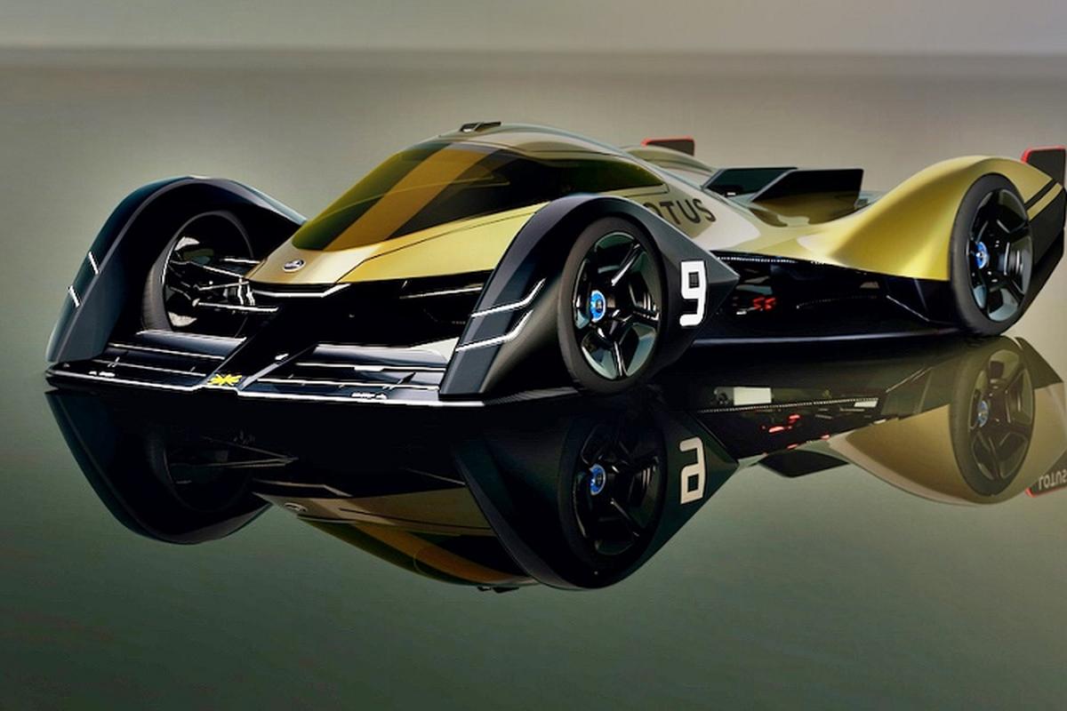 """Lotus E-R9, sieu xe cua nam 2030 voi than vo """"biet bien hinh""""-Hinh-6"""