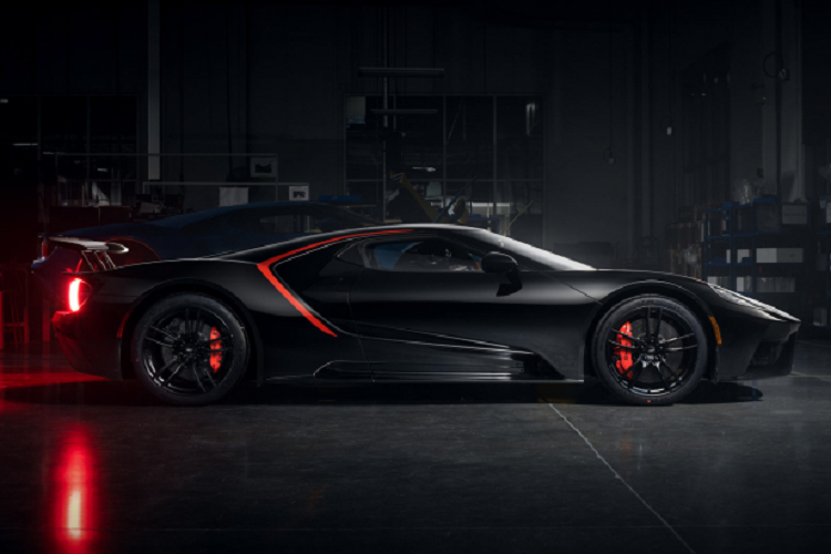 Ford GT 2021 phien ban Studio Collection, gioi han 40 chiec-Hinh-2