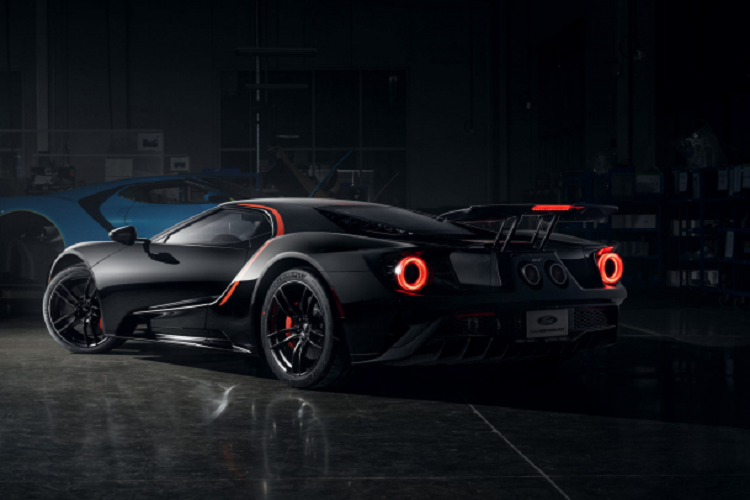 Ford GT 2021 phien ban Studio Collection, gioi han 40 chiec-Hinh-4