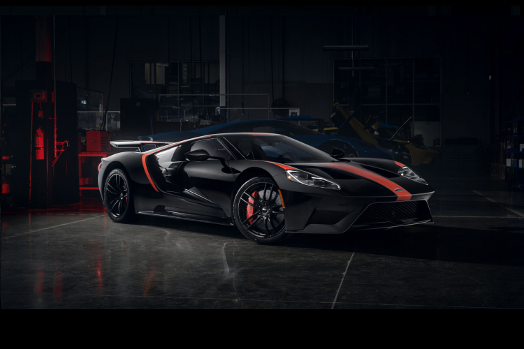 Ford GT 2021 phien ban Studio Collection, gioi han 40 chiec-Hinh-7