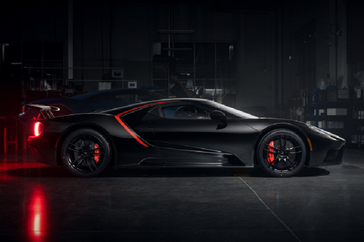 Ford GT 2021 phien ban Studio Collection, gioi han 40 chiec-Hinh-8