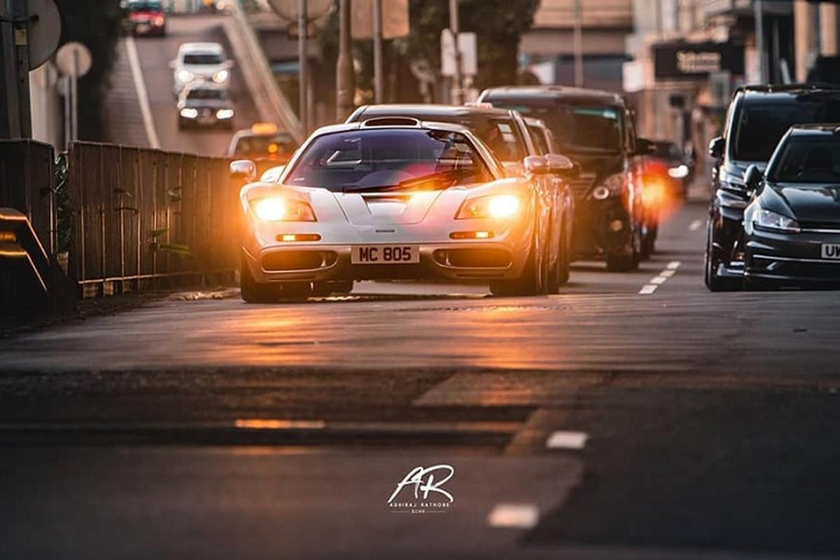 Sieu xe McLaren F1 tri gia tram ty dong cua dai gia Hong Kong-Hinh-5