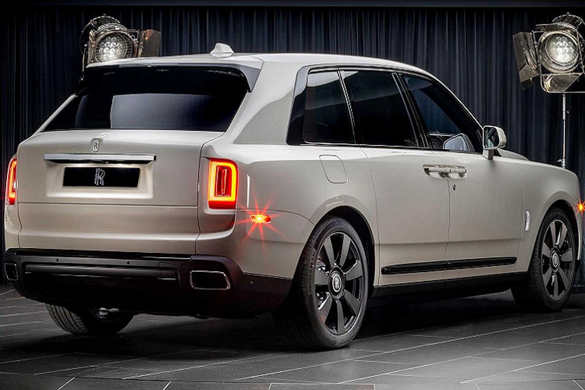 SUV sieu sang Rolls-Royce Cullinan them tuy chon mau sac moi-Hinh-3