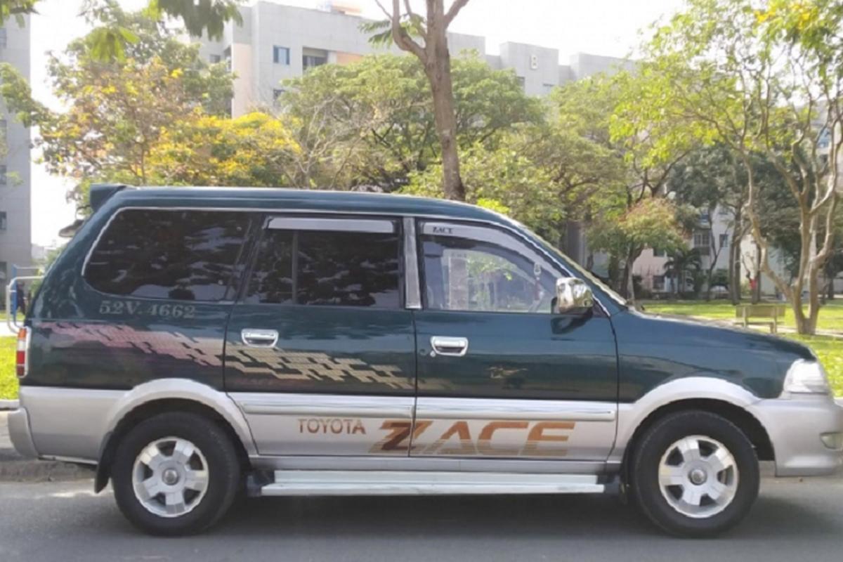Co nen mua Toyota Zace gan 20 tuoi, ban 200 trieu o Sai Gon?-Hinh-2