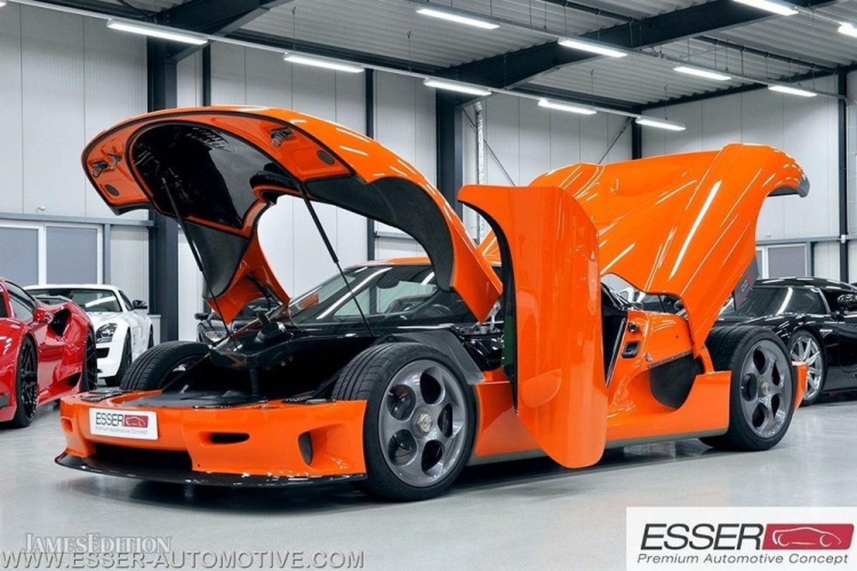 Sieu xe Koenigsegg CCR dung 17 nam rao ban 32 ty dong-Hinh-8