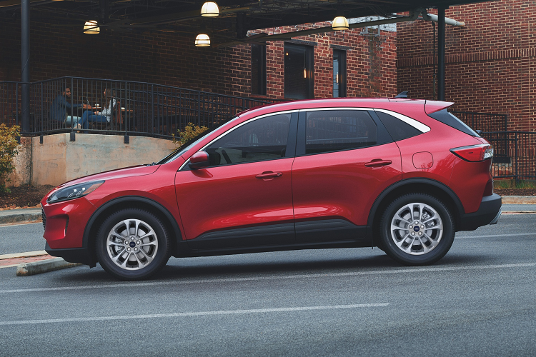 What is the new version of the Ford Escape 2021? -Hinh-3