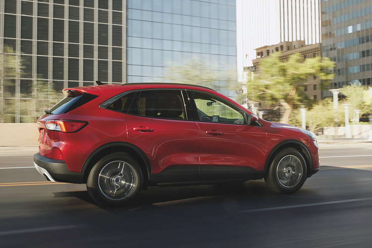 What is the new version of the Ford Escape 2021? -Hinh-4