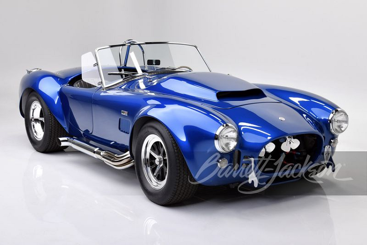 Chiec Shelby Cobra dat nhat the gioi se co gia hon 300 ty dong?