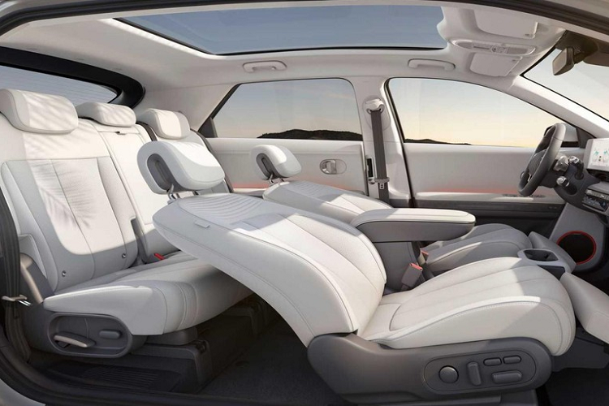 Crossover co trung Hyundai Ioniq 5 2022 chay dien trinh lang-Hinh-5
