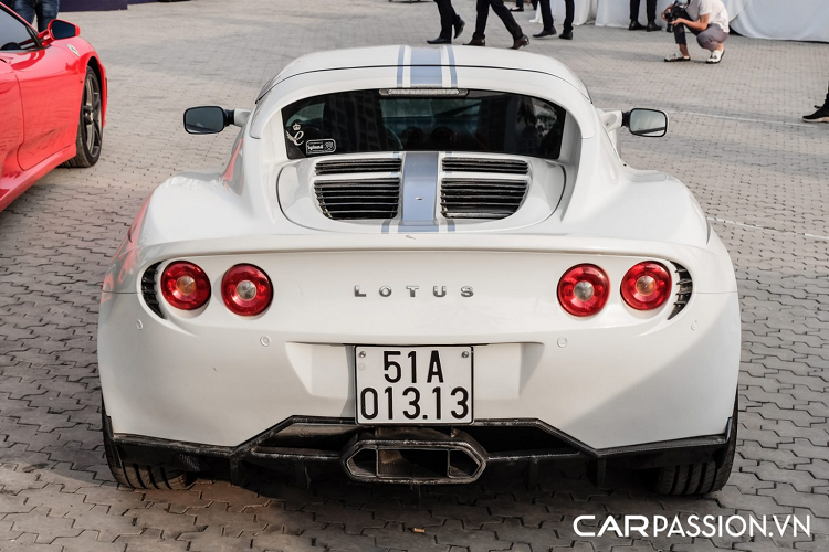 The unique Lotus Elise S2 detail in Vietnam o Sai Gon-Hinh-8