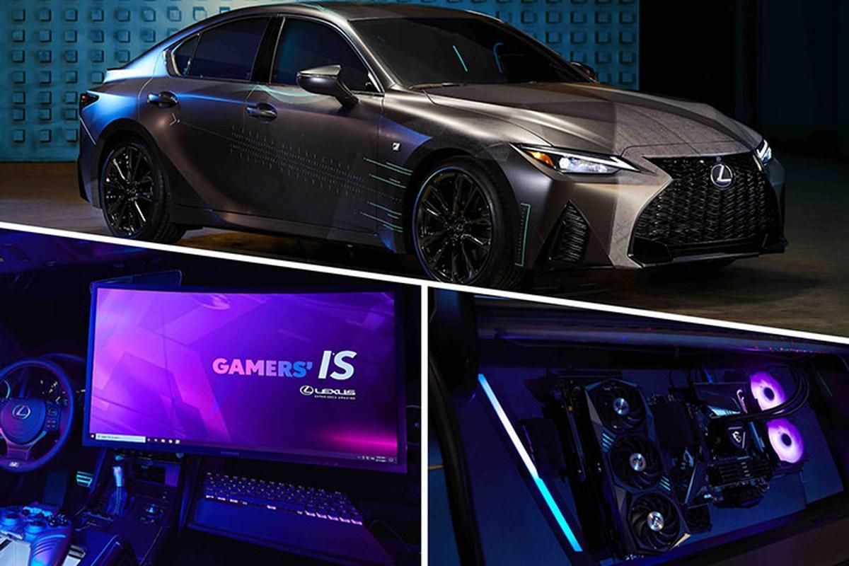 Lexus Gamers'IS phien ban