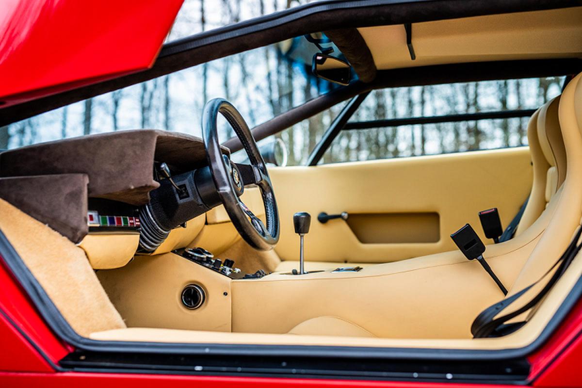 Owning Lamborghini Miura and Countach over 85 billion dong-Hinh-8