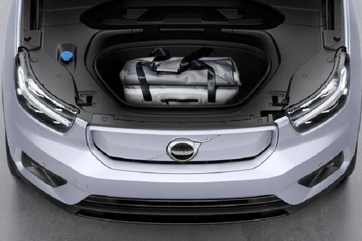SUV thuan dien Volvo XC40 Pure Electric sap ra mat Dong Nam A vao thang 3/2021-Hinh-2