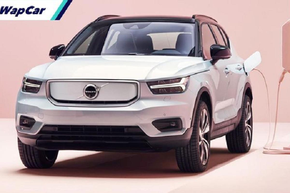 SUV thuan dien Volvo XC40 Pure Electric sap ra mat Dong Nam A vao thang 3/2021-Hinh-4