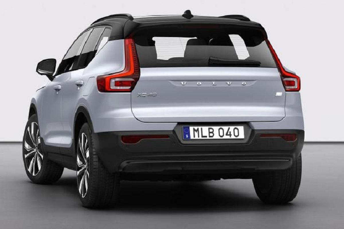 SUV thuan dien Volvo XC40 Pure Electric sap ra mat Dong Nam A vao thang 3/2021-Hinh-5