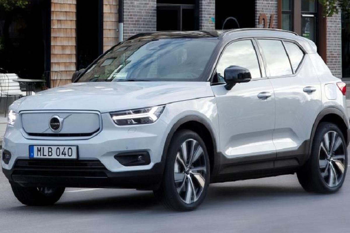 SUV thuan dien Volvo XC40 Pure Electric sap ra mat Dong Nam A vao thang 3/2021