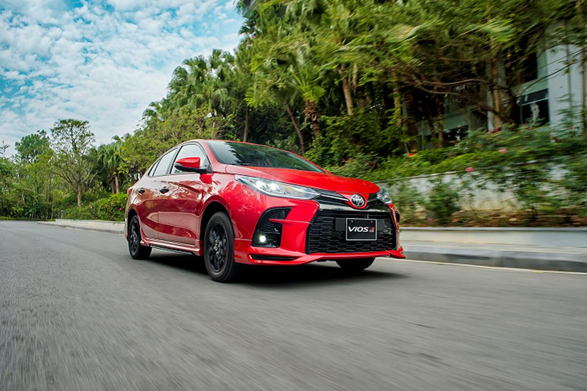 Toyota Vios 2021 tu 478 trieu tai Viet Nam thay doi nhung gi?-Hinh-10