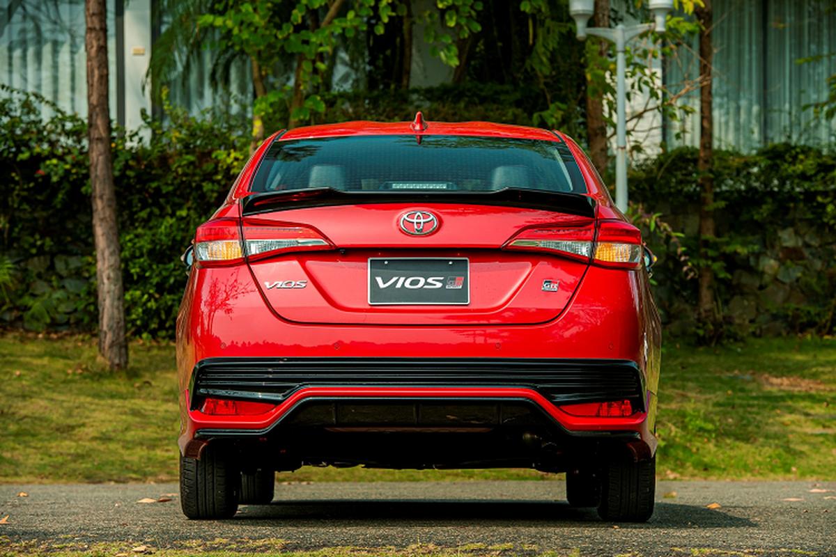 Toyota Vios 2021 tu 478 trieu tai Viet Nam thay doi nhung gi?-Hinh-2