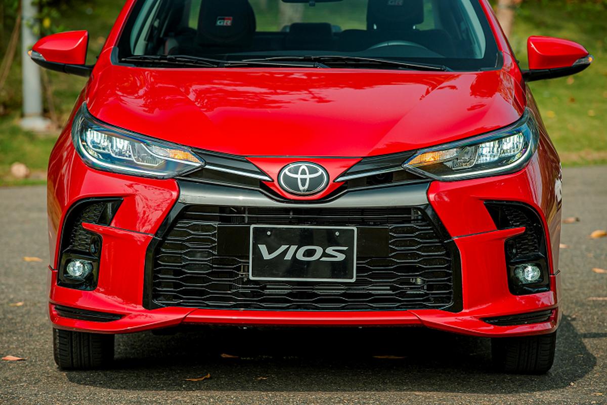 Toyota Vios 2021 tu 478 trieu tai Viet Nam thay doi nhung gi?-Hinh-7