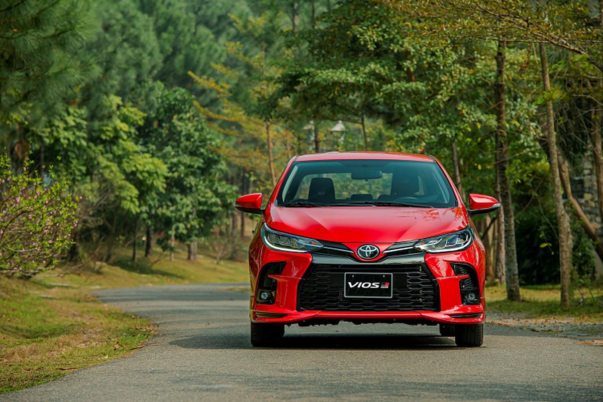 Toyota Vios 2021 tu 478 trieu tai Viet Nam thay doi nhung gi?-Hinh-9