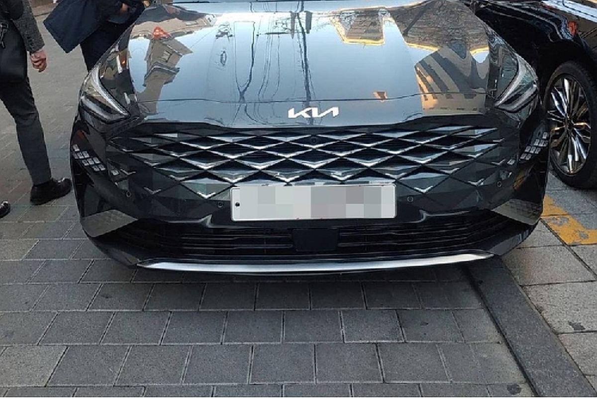 New Kia K8 2022